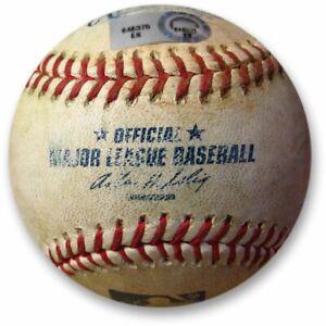 Los-Angeles-Dodgers-vs-San-Diego-Padres-Game-Used-Baseball-07-11-2014-MLB-Holo