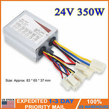 350w Dc Motor Brushed Speed Controller Box Electric Bicycle Scooter For E Bike
