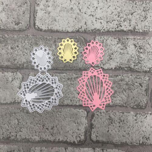 Flower Hollow Metal Cutting Dies Scrapbooking Embossing Paper Craft Decor DIY