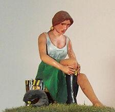 Valiant Miniature Kit# 9846 - Camp Follower