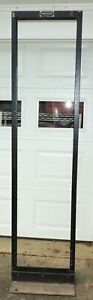 Brillant Western Electric 7 Pied/2.14 M Rack Pour Western Electric 41, 42, 43 Amplificateurs-afficher Le Titre D'origine