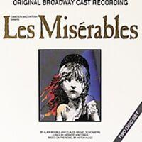 Original Broadway Ca - Les Miserables / O.c.r. [new Cd] on sale
