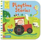 Playtime Stories: Follow the Finger Trails by Campbell Books (Board book, 2015)