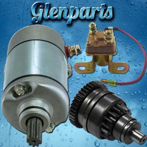Starter Drive /& Relay Solenoid ATV POLARIS MAGNUM 325 2000 2001 2002 OEM 4011335