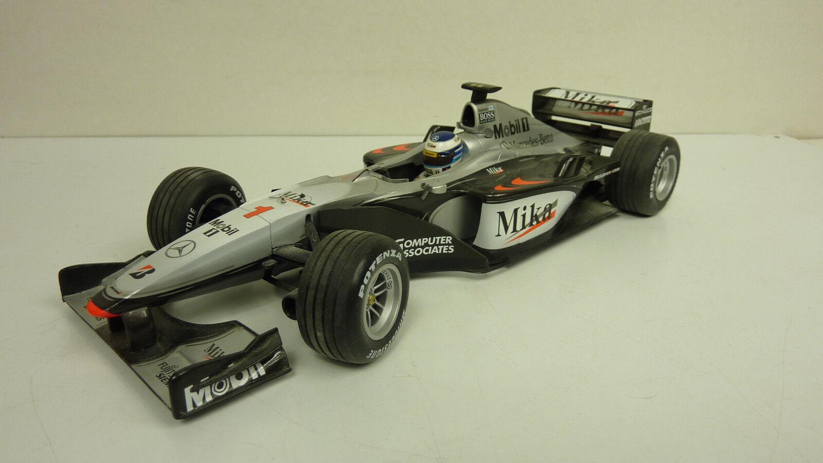 Minichamps 1 18 McLaren Mercedes MP4 15 Häkkinen Formel 1 2000 o.VP (A1742)  | Queensland