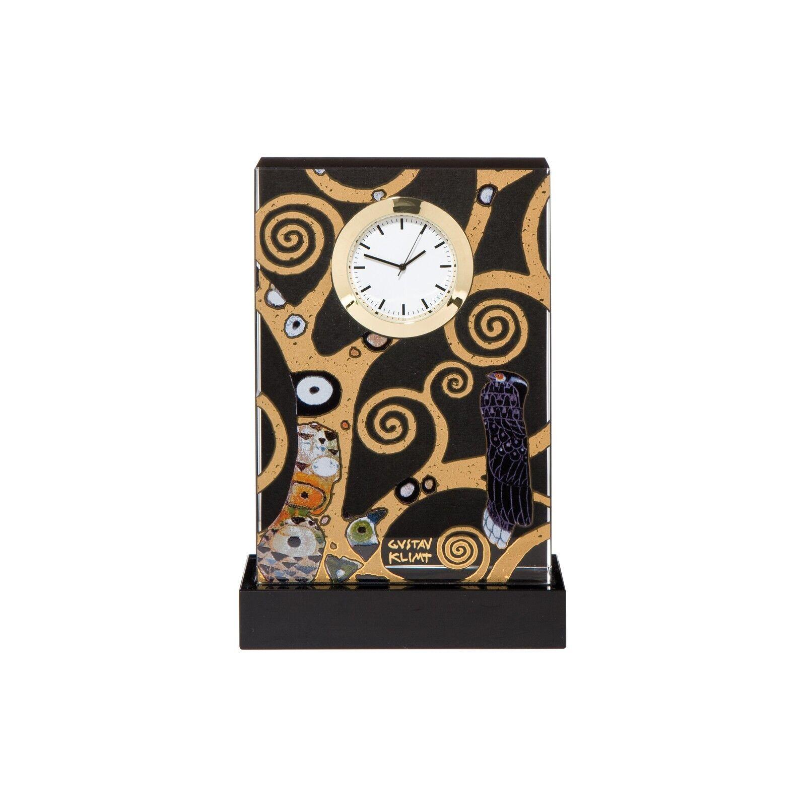 Goebel Thuya horloge pendule Nouveauté 2018 GUSTAV KLIMT artistes artistes artistes Coultre 0c8871