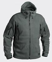 Helikon Tex Patriot Heavy Fleece Outdoor Hooded Jacket Jacket Foliage M Medium
