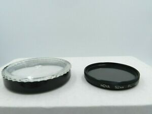 Hoya-52mm-PL-Lens-Filter-w-Acrylic-Case-Japan