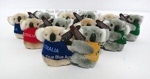 24x-Australian-Souvenir-Koala-Clip-on-Boomerang-Design
