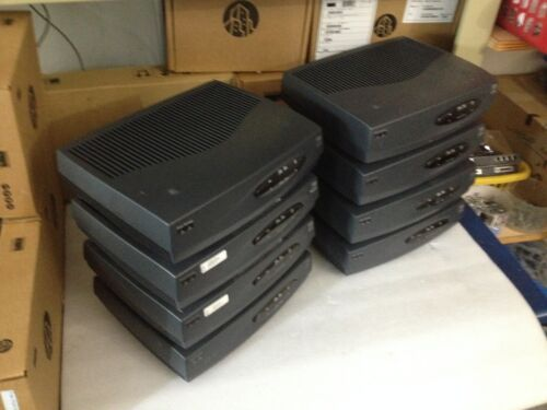 Cisco 1721 3-Port 10//100 Wired Router  2 year Warranty Real time listing.