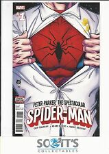PETER PARKER SPECTACULAR SPIDER-MAN   #1  NEW   (BAGGED & BOARDED)