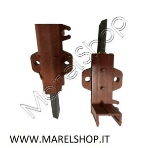 COPPIA-SPAZZOLE-CARBONCINI-MOTORE-LAVATRICE-ARISTON-INDESIT-HOTPOINT-CANDY-REX