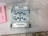 Rexroth R432032639 Multistation Manifold Pneumatic Valve . In Box