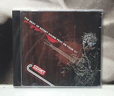 THE BEST OF SZIGET SOUND FEST ON TOUR '07 CD NUOVO SIGILLATO NEW