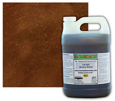 Professional Easy To Apply Concrete Acid Stain Brown Stone 1 Gallon