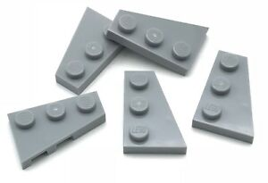 **25 CT LOT**  Lego NEW light bluish gray bar W// mechanical claw end pcs A-75