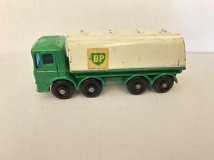 Matchbox-Series-No-32-Leyland-Petrol-Tanker-Bp-Hecho-en-Inglaterra-588