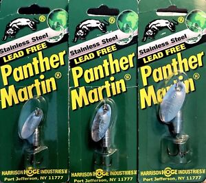 Panther-Martin-Big-Belly-Spinner-Lure-Choice-of-Size-One-Package