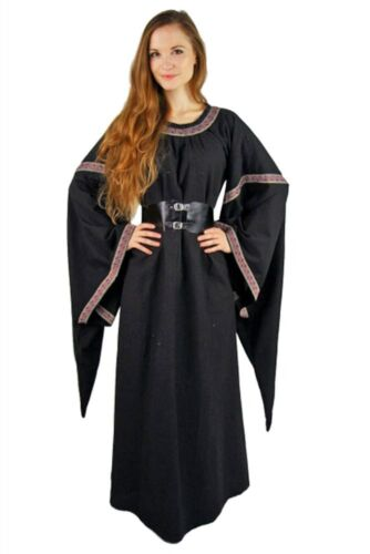Leonardo Carbone Kleid Lady Ida-Gothic-Mittelalter-Rollenspiel-LARP