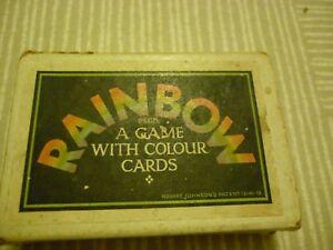 rare-vintage-Rainbow-card-game-by-robert-johnsons
