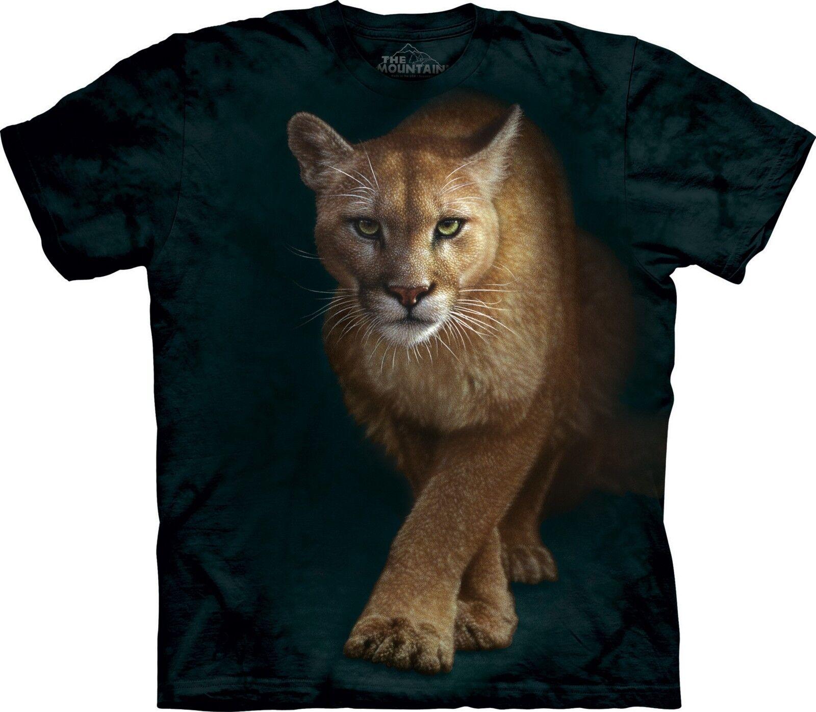 The Mountain Unisex Adult Emergence Animals T Shirt