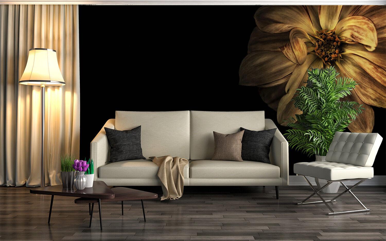 3D Schwarze Plakat Blaume 909 Tapete Wandgemälde Tapete Tapeten Bild Familie DE