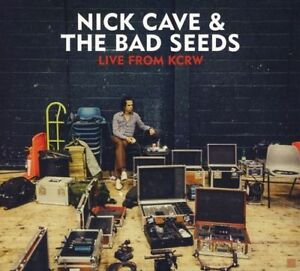 NICK-CAVE-amp-THE-BAD-SEEDS-Live-From-KCRW-CD-BRAND-NEW-Digipak