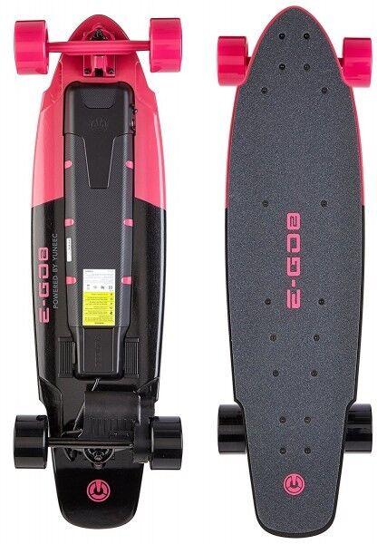 Yuneec Elektro Longboard EGO2 Elektroboard E-GO 2 Pink  YC-EGO2CREU003