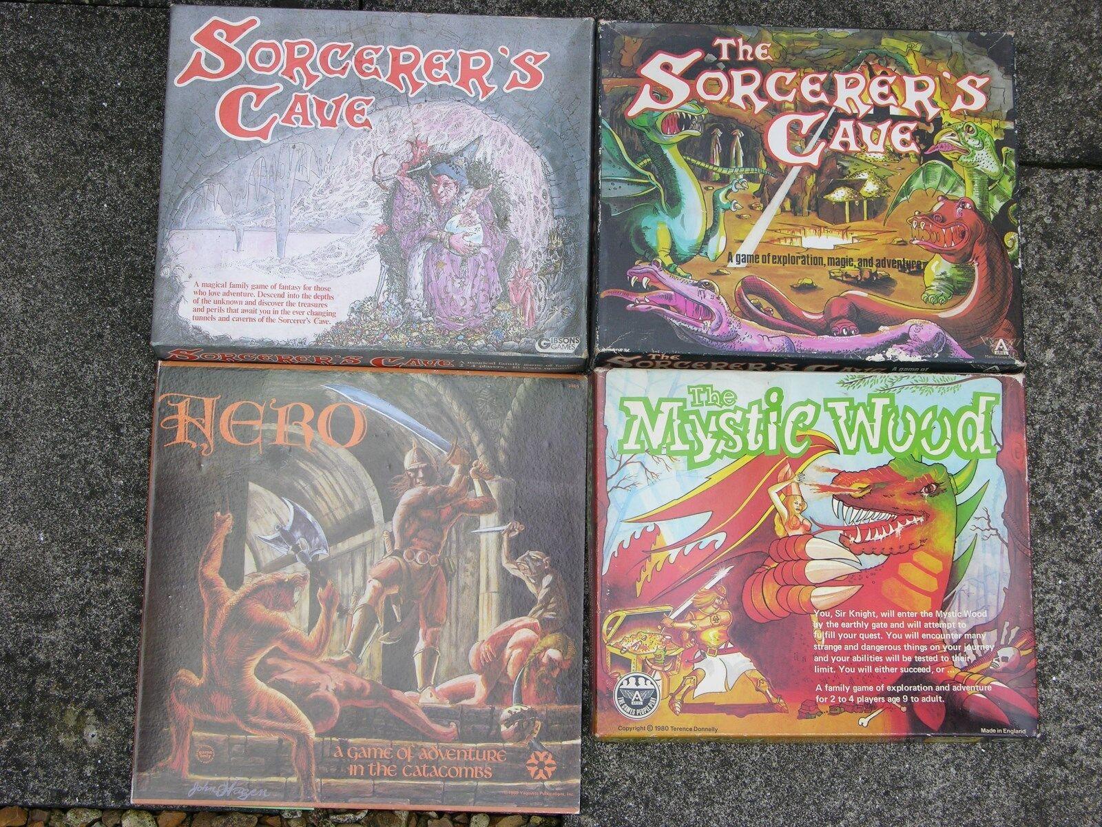 Phantasie Brettspiele, Auswahl, Multi-Listing  2
