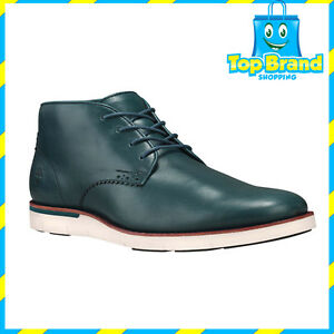 d99f0d0de7b4 Image is loading Timberland-Mens-Leather-Brown-Earthkeepers-Kempton-Chukka -dress-