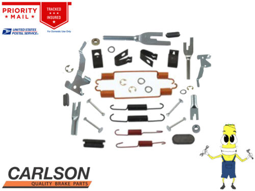 Complete Rear Brake Drum Hardware Kit for Dodge Neon 1995-2005