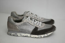 NEW Paul Green 'Hermosa' Suede Leather Sneakers - Gray - 5.5US / 3UK  (Y34)