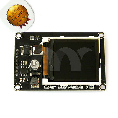 New Color LCD 128x128 LCD Display Breakout Board Module for Arduino USA