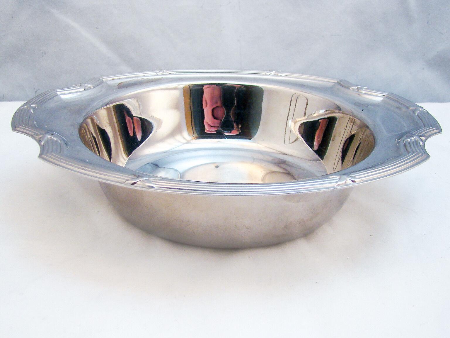 WMF Cromargan Stainless Steel GRAND RIBBON Deep Bowl Candy Dish