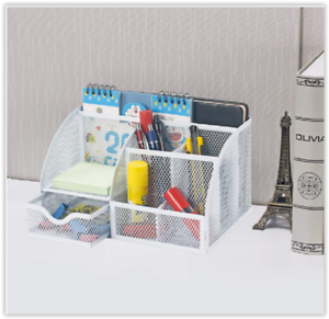 desk organizer set office pencil pot pencil holder kids desk tidy rh ebay co uk