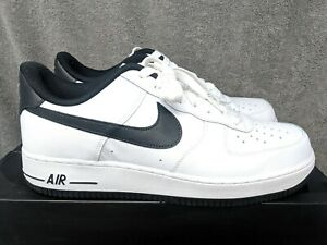 a0aa9b234 NIKE AIR FORCE 1 ID AF1 WHITE Black MENS SZ 11.5 (AQ3774-991) | eBay