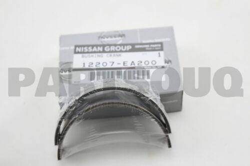 12207EA200 Genuine Nissan BEARING-CRANKSHAFT 12207-EA200