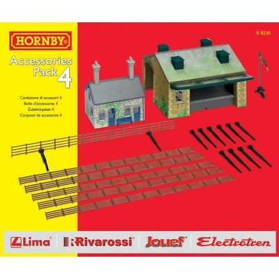 Fedele Hornby Accessories Pack 4 R82230
