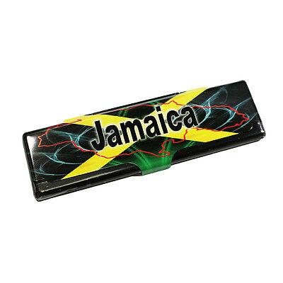 PORTACARTINE LUNGHE METALLO OCB RIZLA SMOKING  JAMAICA