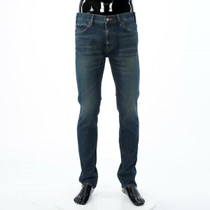 CELINE-HOMME-690-New-SS2020-Skinny-Mid-Rise-Jeans-In-Stretch-Denim