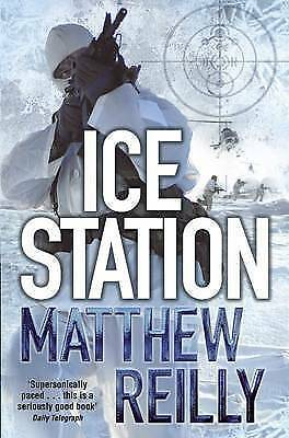 1 of 1 - Ice Station, Reilly, Matthew, New Book