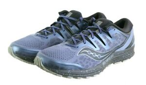 Saucony-Guide-ISO-2-TR-Men-039-s-Trail-Running-Shoes-Size-13-Blue