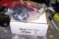 Halo Power Trac L4018mbx Black Track Light