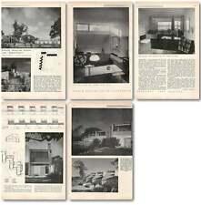 1952 Soholm Housing Estate Near Copenhagen Arne Jacobsen Architecture