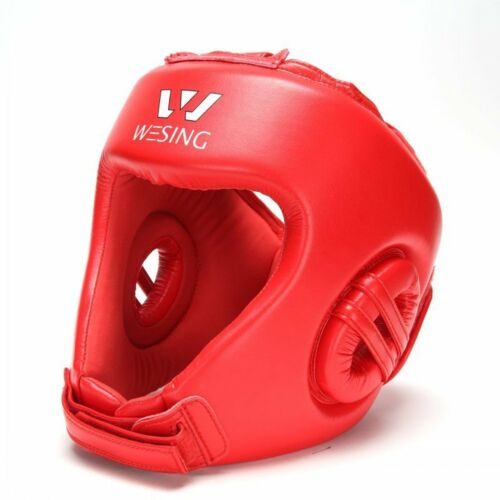 Wesing Professional Boxing Headgear MMA boxing head guard AIBA approved