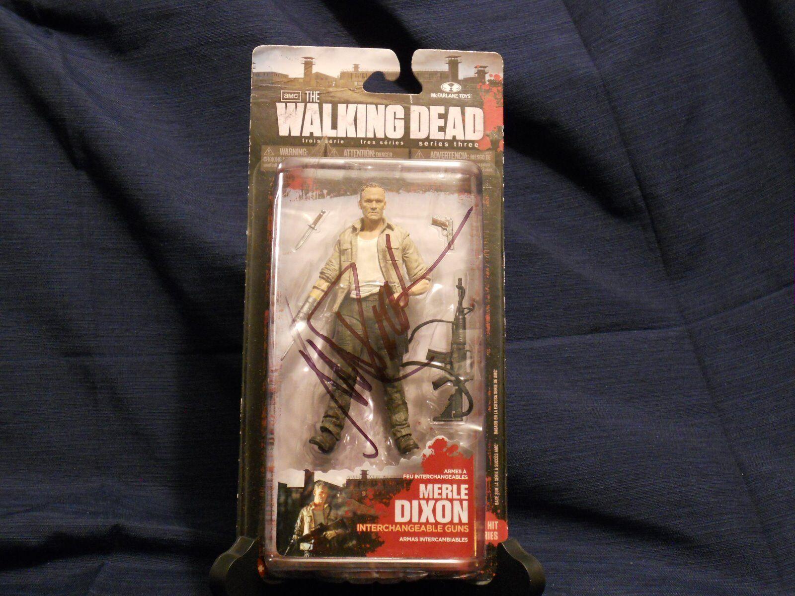McFarlane Toys AMC The Walking Dead Series 3 - Merle Dixon Figure (Autographed)