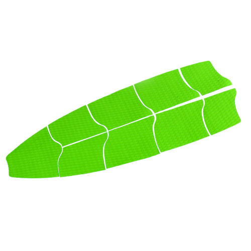 9 Stück Surfboard Deck Grip Traction Tail Pad Full Size   Surf Mat Kleber