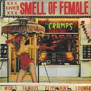 The-Cramps-Smell-of-Female-New-Vinyl-UK-Import