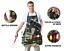 BBQ Apron with Pocket /& Bottle Opener Cooking Kitchen Cotton Men Novelty Funny