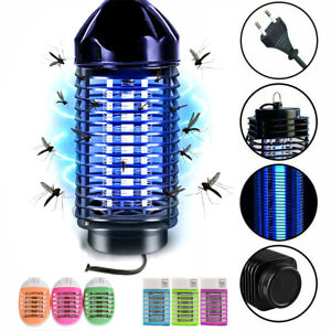 Electric-UV-Light-Zapper-Fly-Bug-Mosquito-Killer-Home-Insect-Trap-Lamp-EU-US-F6